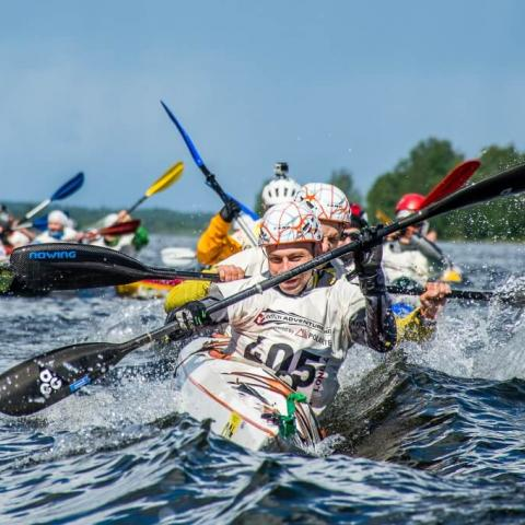 Red Fox Adventure Race XIV powered by Polartec®, Karelia, Onega Lake