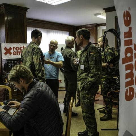 IMTI International Military Conference in Prague with the participation of Rock Empire